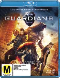 Guardians on Blu-ray