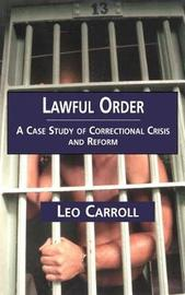 Lawful Order by Leo Carroll image