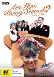 Are You Being Served? - Series 9 -1983 on DVD