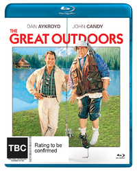 The Great Outdoors on Blu-ray