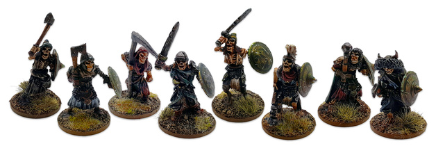 Age of Magic Undead Legion Warriors