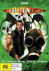 Doctor Who (2005) - Series 1: Vol. 3 on DVD