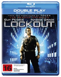 Lockout on Blu-ray, DC