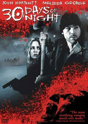 30 Days Of Night on DVD