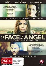 The Face Of An Angel on DVD