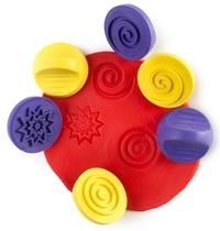 EC Colours - Match-it Pattern Stamper - Pack of 6 (Set B) image