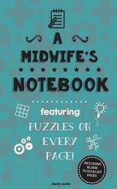 A Midwife's Notebook: Featuring 100 Puzzles by Clarity Media image