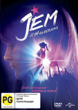Jem And The Holograms on DVD