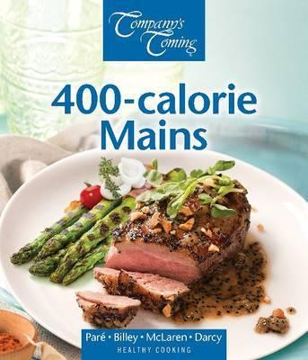 400-Calorie Mains by Jean Pare image