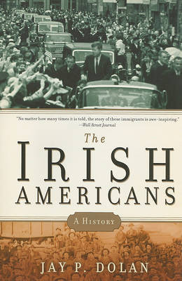 The Irish Americans by Jay P Dolan