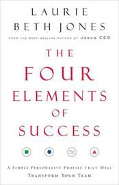 The Four Elements of Success by Laurie Beth Jones image