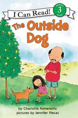 Outside Dog by Charlotte Pomerantz image