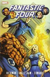 Fantastic Four By Jonathan Hickman Vol.1 image