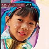 Kids of the World 2018 Wall Calendar