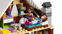 LEGO Friends - Snow Resort Chalet (41323) image