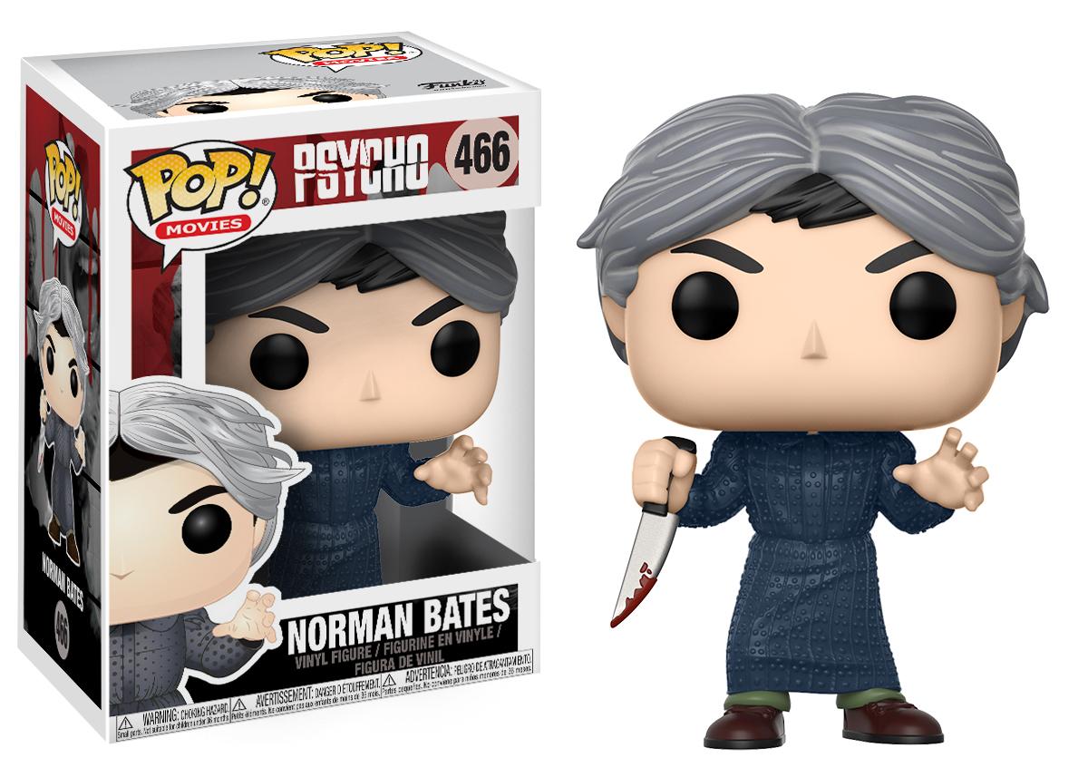 Psycho - Norman Bates Pop! Vinyl Figure image