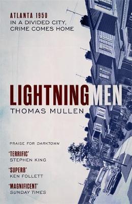 Lightning Men by Thomas Mullen image