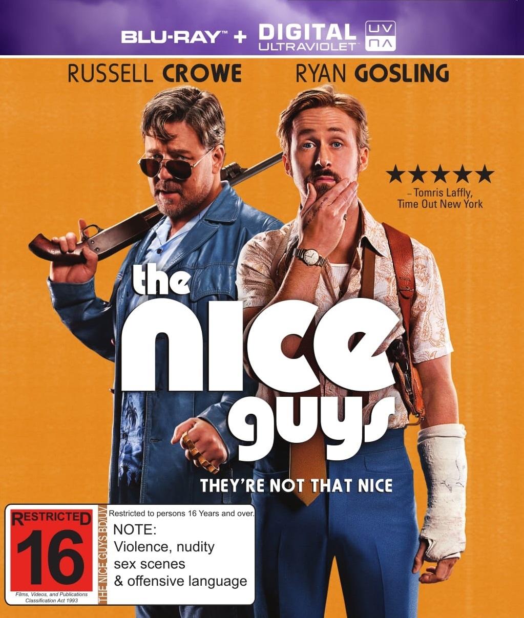 The Nice Guys on Blu-ray image