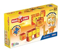 Magicube: Safari Park - Magnetic Construction Set