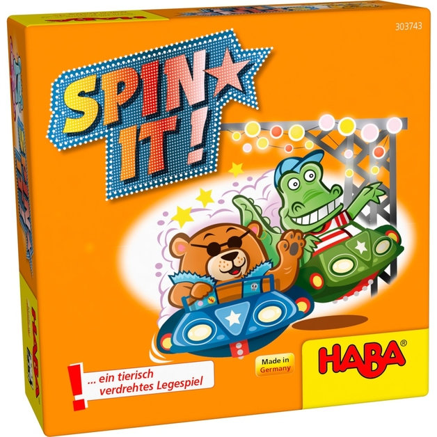 Spin it! - Children's Game