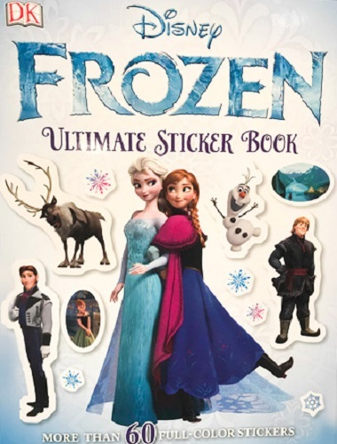 Disney Frozen: Ultimate Sticker Book by DK Publishing