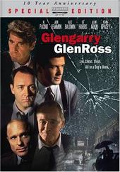 Glengarry Glen Ross on DVD