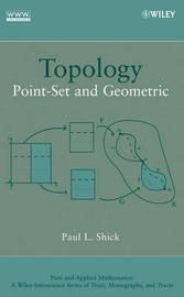 Topology by Paul L. Shick image