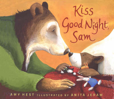 Kiss Good Night, Sam by Amy Hest image