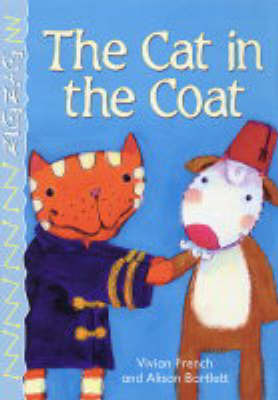 The Cat in the Coat by Vivian French image