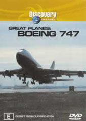 Great Planes: Boeing 747 on DVD