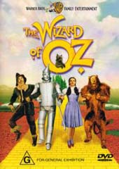 The Wizard Of Oz - 60th Anniversary on DVD