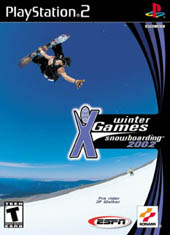ESPN Winter X Games Snowboarding 2 for PlayStation 2