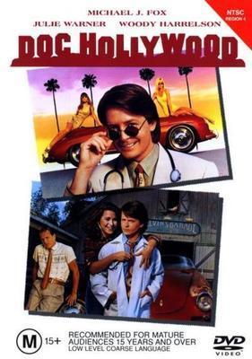 Doc Hollywood on DVD