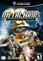 Metal Arms: Glitch in the System for GameCube