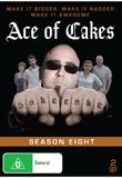 Ace Of Cakes - Season Eight on DVD