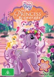 My Little Pony: Princess Promenade on DVD