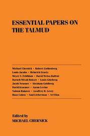 Essential Papers on the Talmud