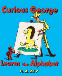 Curious George Learns the Alphabet by H.A. Rey