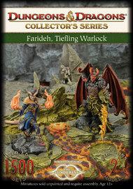 Dungeons & Dragons: Farideh, Tiefling Warlock