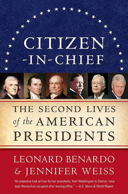 Citizen in Chief by Leonard Benardo image
