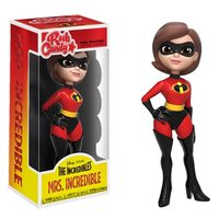 The Incredibles - Elastigirl Rock Candy Vinyl Figure