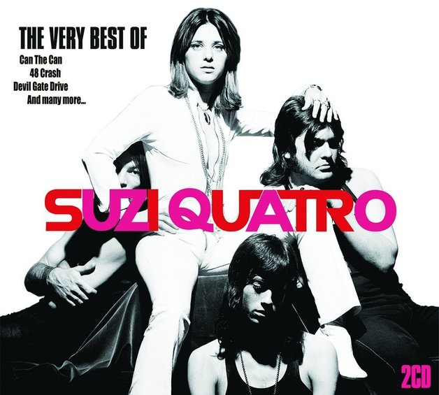 The Very Best Of by Suzie Quatro