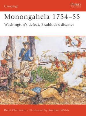 Monongahela 1754-55 by Rene Chartrand image