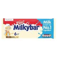 Milkybar 72g 6pk
