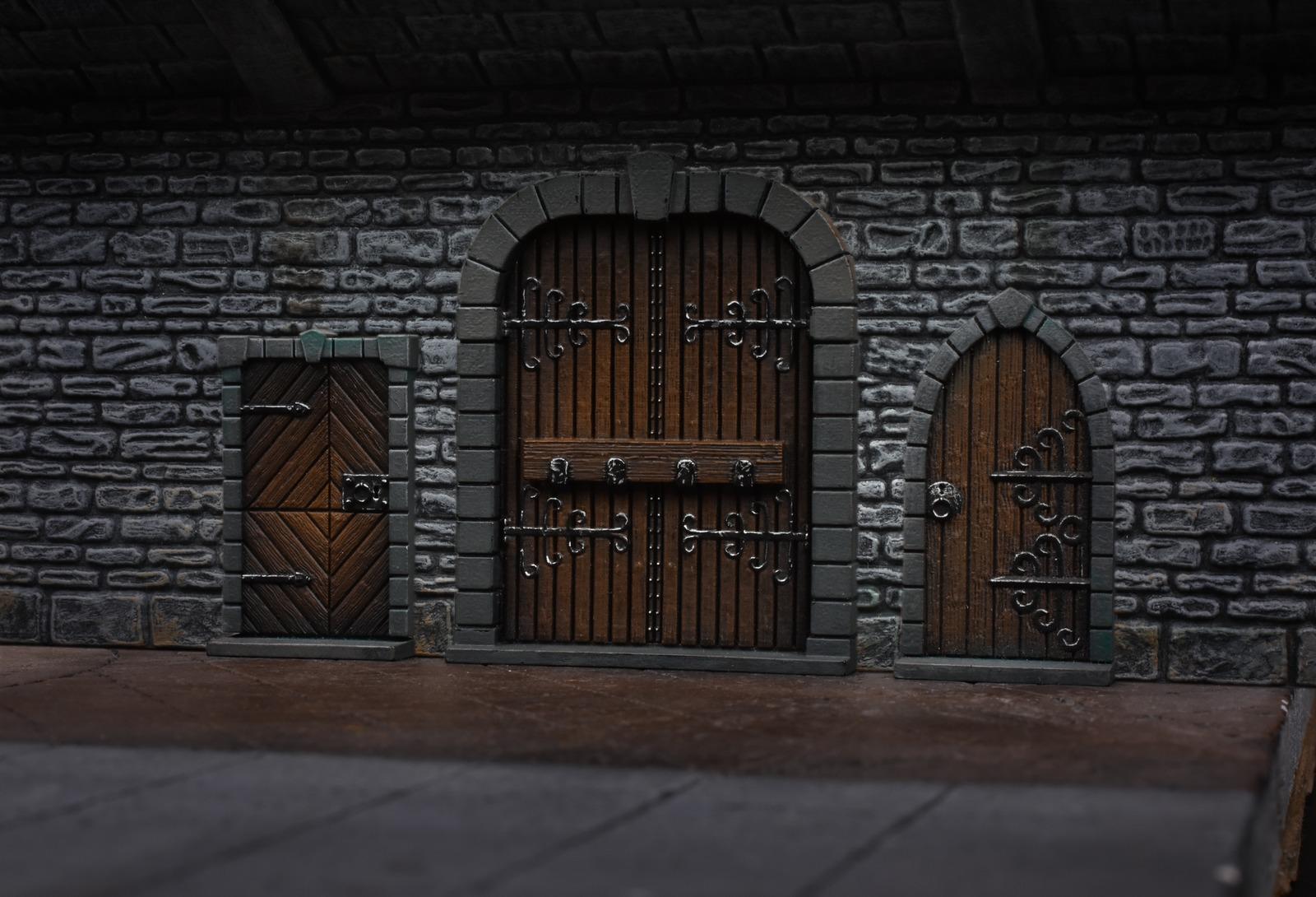 TerrainCrate: Dungeon Doors image