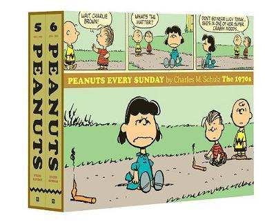 Peanuts Every Sunday 1976-1980 by Charles M Schulz