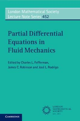 Partial Differential Equations in Fluid Mechanics image