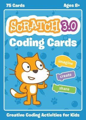 Official Scratch Coding Cards, The (scratch 3.0) by Natalie Rusk