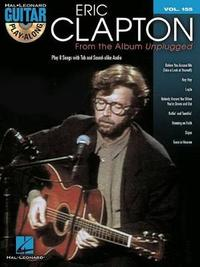 Guitar Play-Along Volume 155 by Eric Clapton