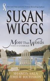 More Than Words: Stories of Courage by Susan Wiggs image